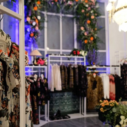 To exclusive fashion party Erdem x HM στην Αθήνα