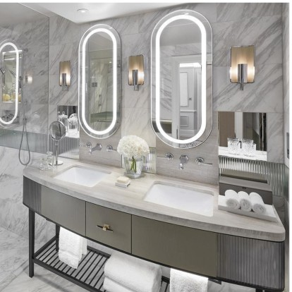 Marble Lovers: Πολύτιμα tips για να δείχνει το σπίτι μεγαλύτερο με την προσθήκη μαρμάρου