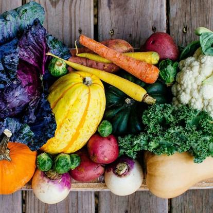 Φθινοπωρινές τροφές που βοηθούν στην απώλεια βάρους