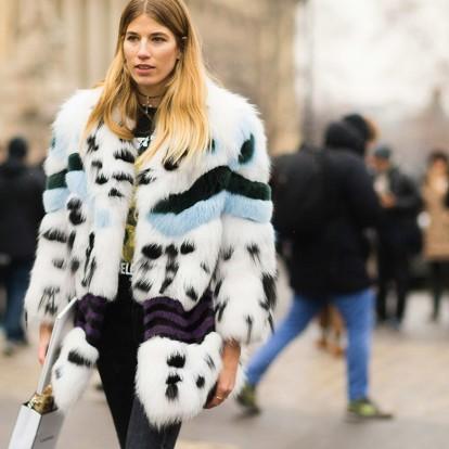 Fur affair: Η γούνα είναι το hot πανωφόρι του φετινού χειμώνα