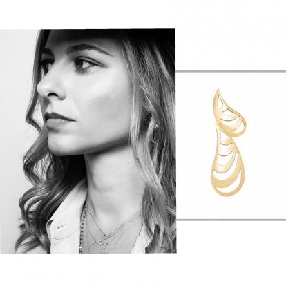 H σχεδιάστρια κοσμημάτων Λητώ Καρακωνστάνογλου μιλάει για το νέο της project