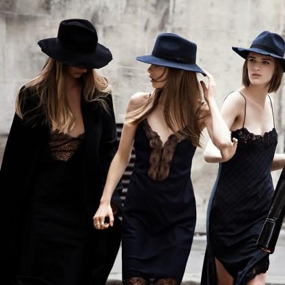Lingerie trend: Φορέστε τα εσώρουχά σας