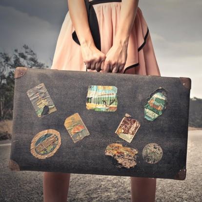 Δείτε πώς θα πακετάρετε 100 fashion items σε μια βαλίτσα