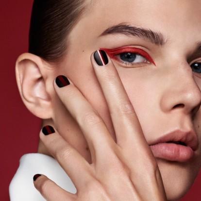 5 τρόποι για να υιοθετήσετε το red eye makeup trend