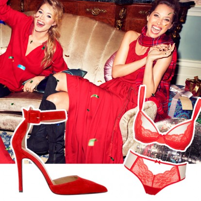 Holiday Gift List: Red Lovers
