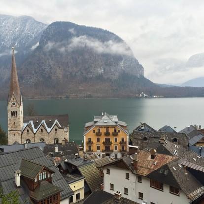 Hallstatt: Ανακαλύψτε έναν μαγικό χειμερινό προορισμό