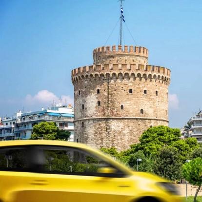 Ξεκίνησε η εφαρμογή του νέου συστήματος ελεγχόμενης στάθμευσης του Δήμου Θεσσαλονίκης