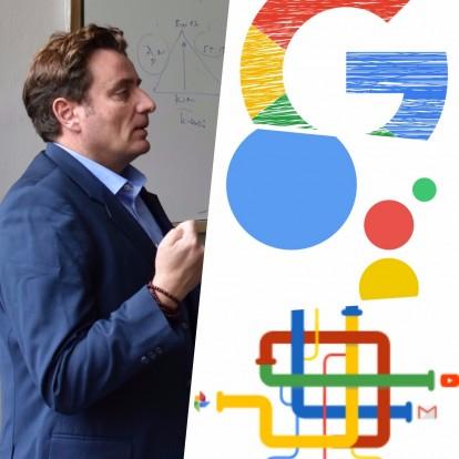 Changing media: Ο Έλληνας καθηγητής που εμπιστεύτηκε η Google