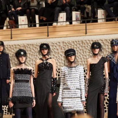 Το Παρίσι συναντά το Αμβούργο στη νέα συλλογή του οίκου Chanel