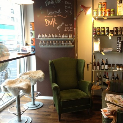 Meeting points: Μικρά και όμορφα café της πόλης