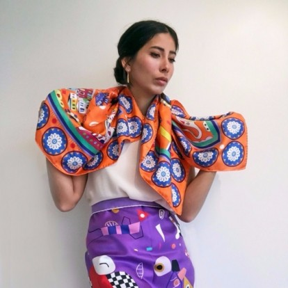 Λητώ Λάμα: Με έμπνευση από τις Κυκλάδες