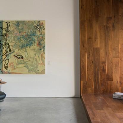 O αρχιτέκτονας Dan Brunn επανασχεδιάζει μια κατοικία του '70 του Frank Gehry