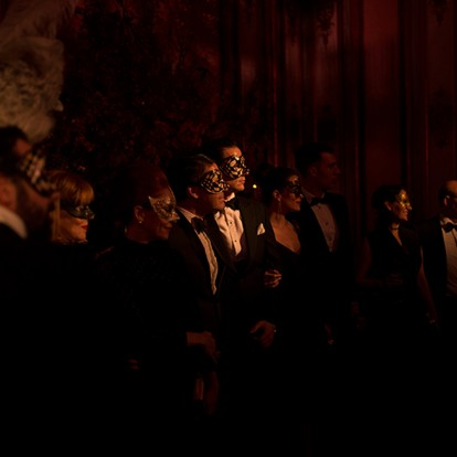Dior Masked Ball in Madrid