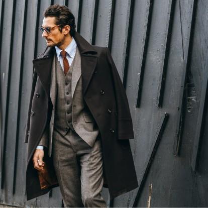 The Dandy Style: Τα must have για την ανδρική γκαρνταρόμπα (notos)