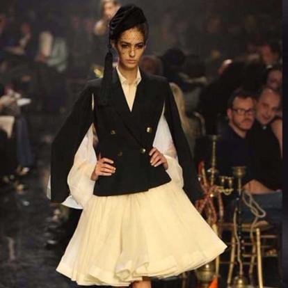 Σήμερα η επίδειξη μόδας του Jean Paul Gaultier στο Μουσείο Μπενάκη