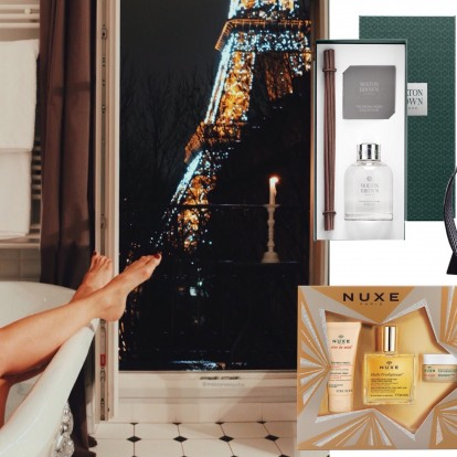 Holiday Gift Guide: Relaxing Pampering