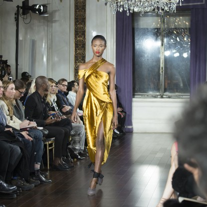 Glam Trend: Cloth of Gold