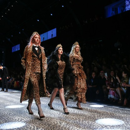 The Wild Side of FW 2017 runway shows