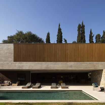 Το House of Ipês στη Βραζιλία είναι ένα υπέροχο δείγμα σύγχρονης αρχιτεκτονικής