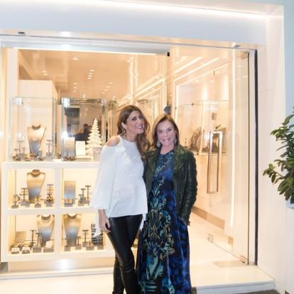 Antonia Karra: Pre-Christmas Trunk Show της σχεδιάστριας κοσμημάτων