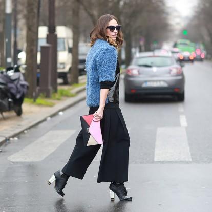 Αυτά είναι τα ιδανικά παπούτσια για τη zip culotte σας