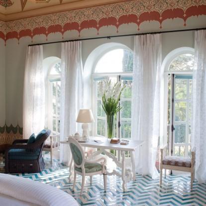 Απόδραση στο ονειρεμένο Palazzo Margherita του Francis Ford Coppola