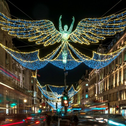 Τι να κάνετε φέτος τα Χριστούγεννα στο Λονδίνο